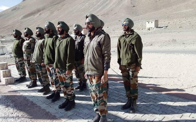 中印班公湖冲突后印度在