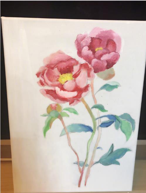 小沈阳七夕晒女儿画作 称遗传了自己的艺术基因
