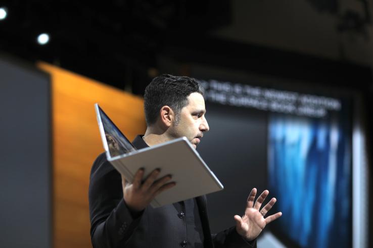 微软将在10月底举行Surface发布会 或推ARM版笔记本