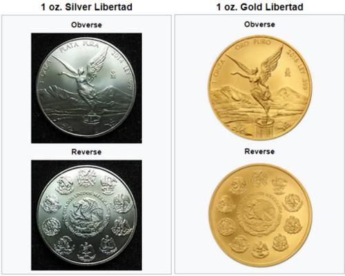 墨西哥国会讨论将鹰洋银币作为货币 (组图)