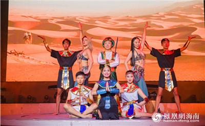 三亚旅游再添力作 世界奇人大舞台震撼开演