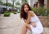 台湾41岁阿姨身材似20岁学生