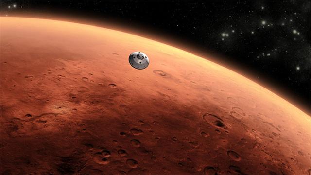 火星电力问题解决只待移民火星