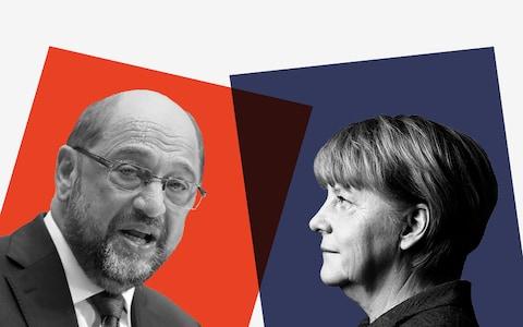 30多个党派角逐2017德国总理 此时的德国依然十分平静