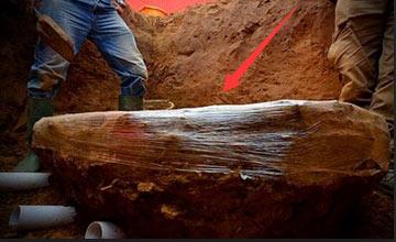 村民打井取水竟然挖出它 打开后所有人目瞪口呆