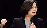 """台湾民调:蔡英文上台后民众""""中国人认同度""""上升"""