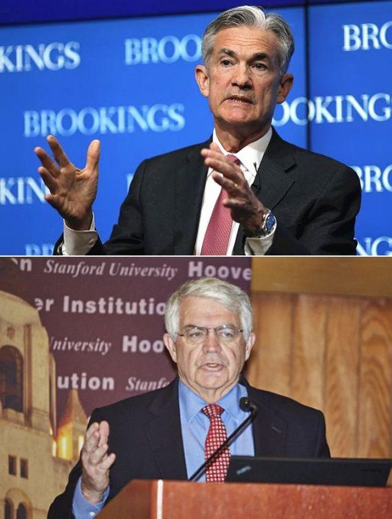 特朗普见了这4个人 谁会是下任美联储主席?(图)