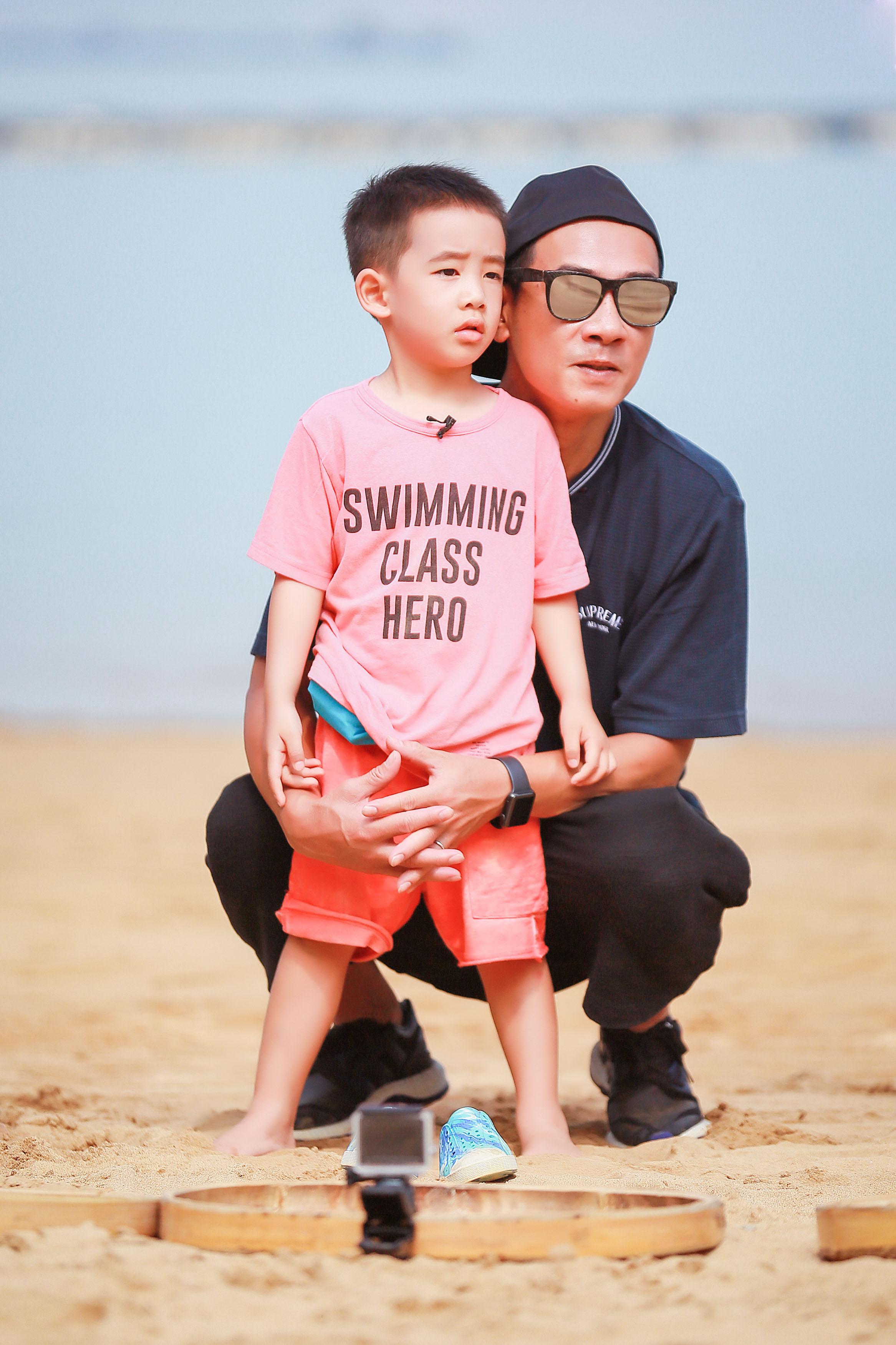 陈小春:不希望儿子在娱乐圈漂 好好读书更好