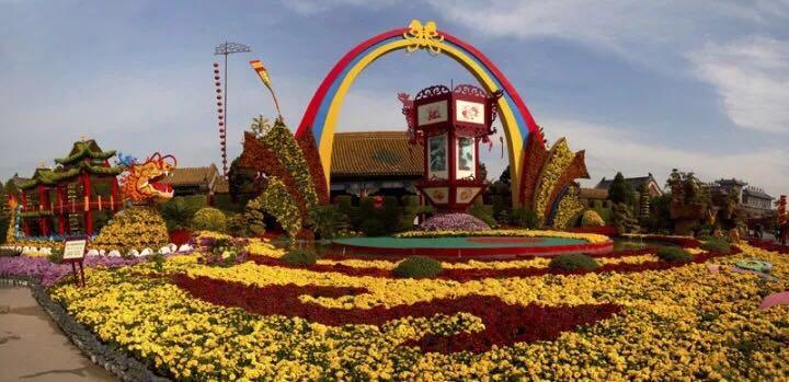 第35届开封菊花文化节将于10月18日开幕