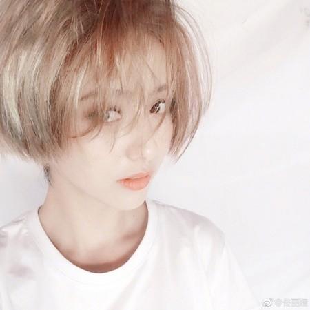 """佟丽娅变了!一头金发""""man""""力十足超抢眼"""
