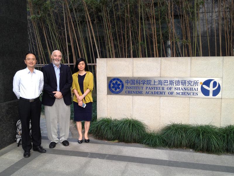 华裔科学家张远和丈夫帕特里克•摩尔,为何成诺奖热门