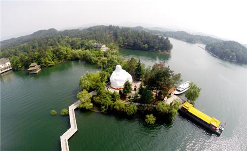 旅游  周瑜岛以东吴水塞为特色,以周瑜的成长故事为主线,环环相扣