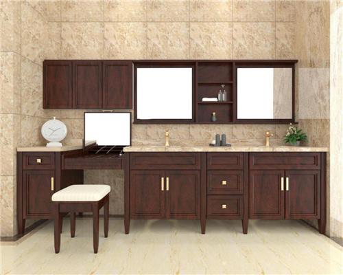 安华卫浴,定制卫浴空间,美式