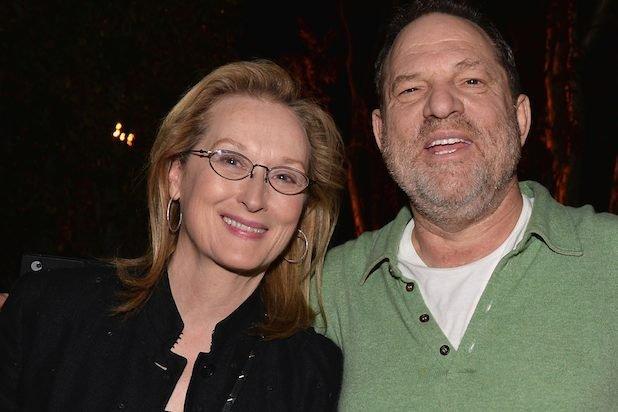 韦恩斯坦被曝性侵丑闻 好莱坞众星发声谴责韦恩斯坦