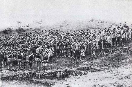 45年新四军发表抗战战绩:曾抗击日军13个师团