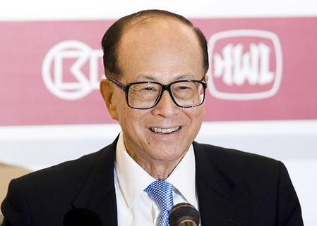 传李嘉诚再抛香港地产:以402亿港元卖掉中环中心