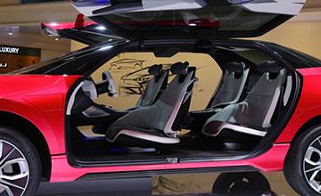 超牛自主SUV惊爆欧洲 国外设计师自叹不如