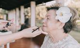 嫁给爱情的样子 巴西夫妇结婚60年补拍婚纱照