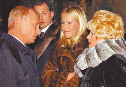 恩师之女将参加俄大选 普京:女性可成为下任总统