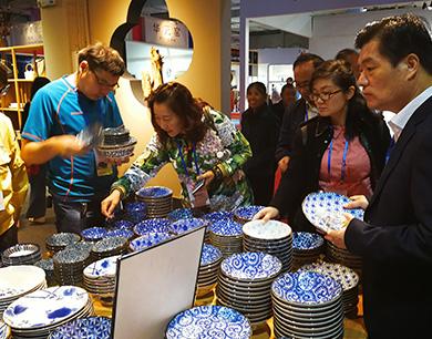 2017中国景德镇国际陶瓷博览会开幕