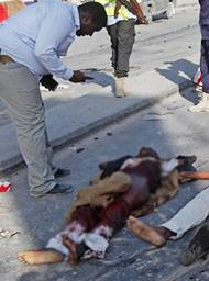 索马里遭史上最严重恐袭