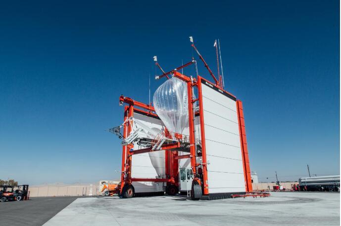 谷歌气球终于起到作用 为灾民提供宝贵网络信号