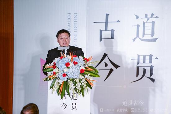 跨界v分校:智时代的中华文化打通古今二十班分校初中二中瑞金图片