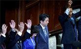 日本众院选举今举行 执政联盟阻力小安倍有望连任