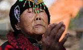 102岁母亲放不下72岁智障儿:好好活着