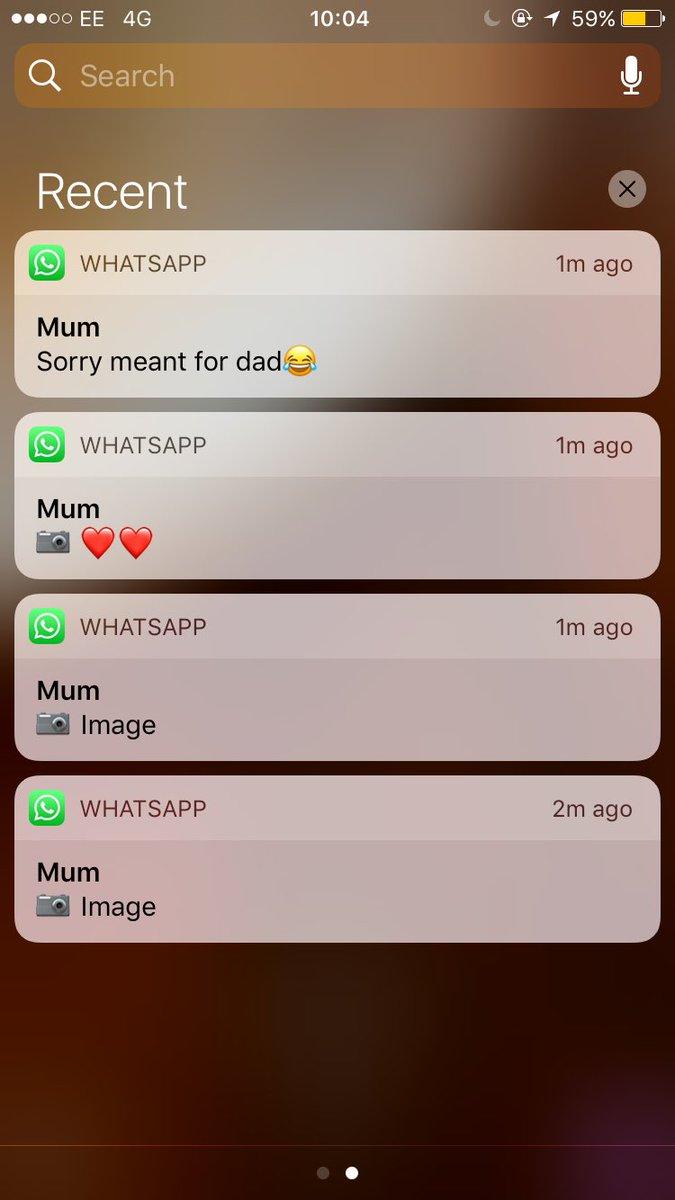 小哥误收妈妈发给爸爸的照片 数万网友期待求公开