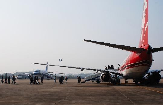 阜阳机场已开始执行冬春季航班时刻,部分航班时刻有变化,个别执飞机型