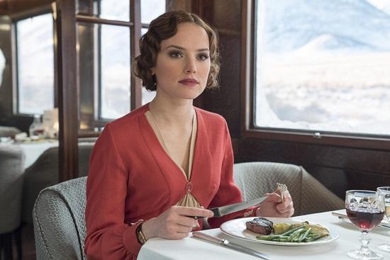 黛西·雷德利:演阿加莎笔下的角色是我的毕生梦想