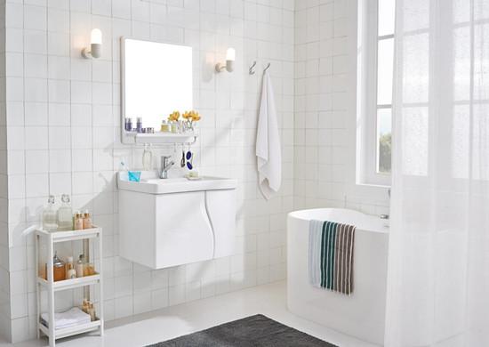 浴室如何隐形扩容 解决脏乱差顽疾