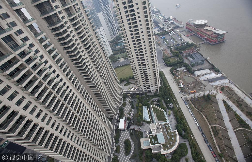 上海房价新纪录:汤臣一品每平34万 总价2亿(图)