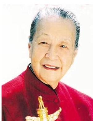 演员黄素影驾鹤西去享年98岁 吕丽萍发文纪念