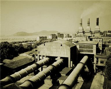纪录片《黄石工业的兴起》