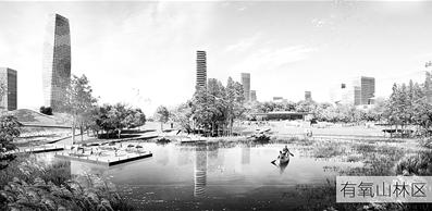 重庆打造示范性生态公园 沙坪坝中央公园即将开建