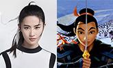 恭喜!刘亦菲确认将主演迪士尼真人版《花木兰》