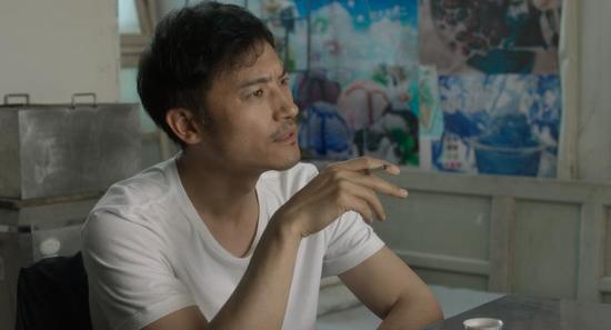 《嘉年华》耿乐自然演技获称赞:剧本里没有爆发点