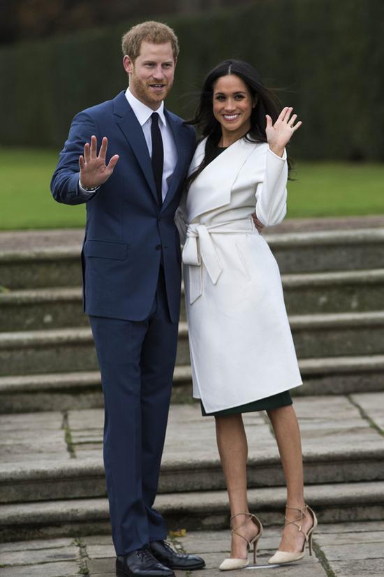 哈里王子要娶36岁离婚带娃的她,到底是为啥?