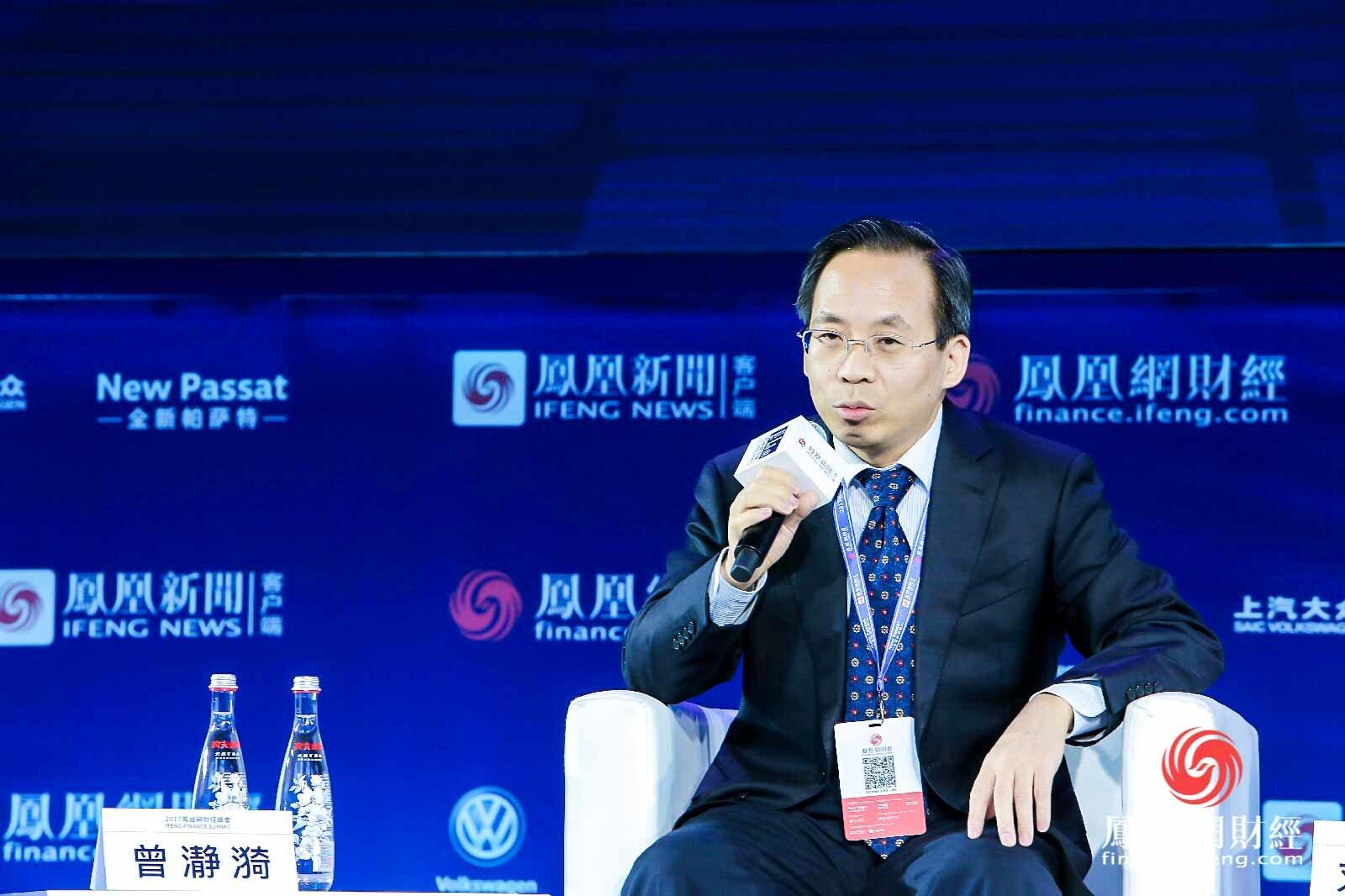 刘尚希:中国现在经济增速6.5%相当不错了