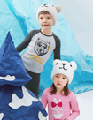 爱慕儿童主推暖衣暖阳系列免费试穿