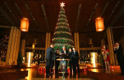 圣诞季欢乐开启 鲁商凯悦酒店好礼待客来