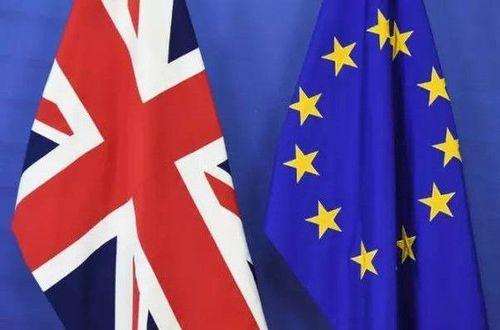 欧盟各国正式批准英国脱