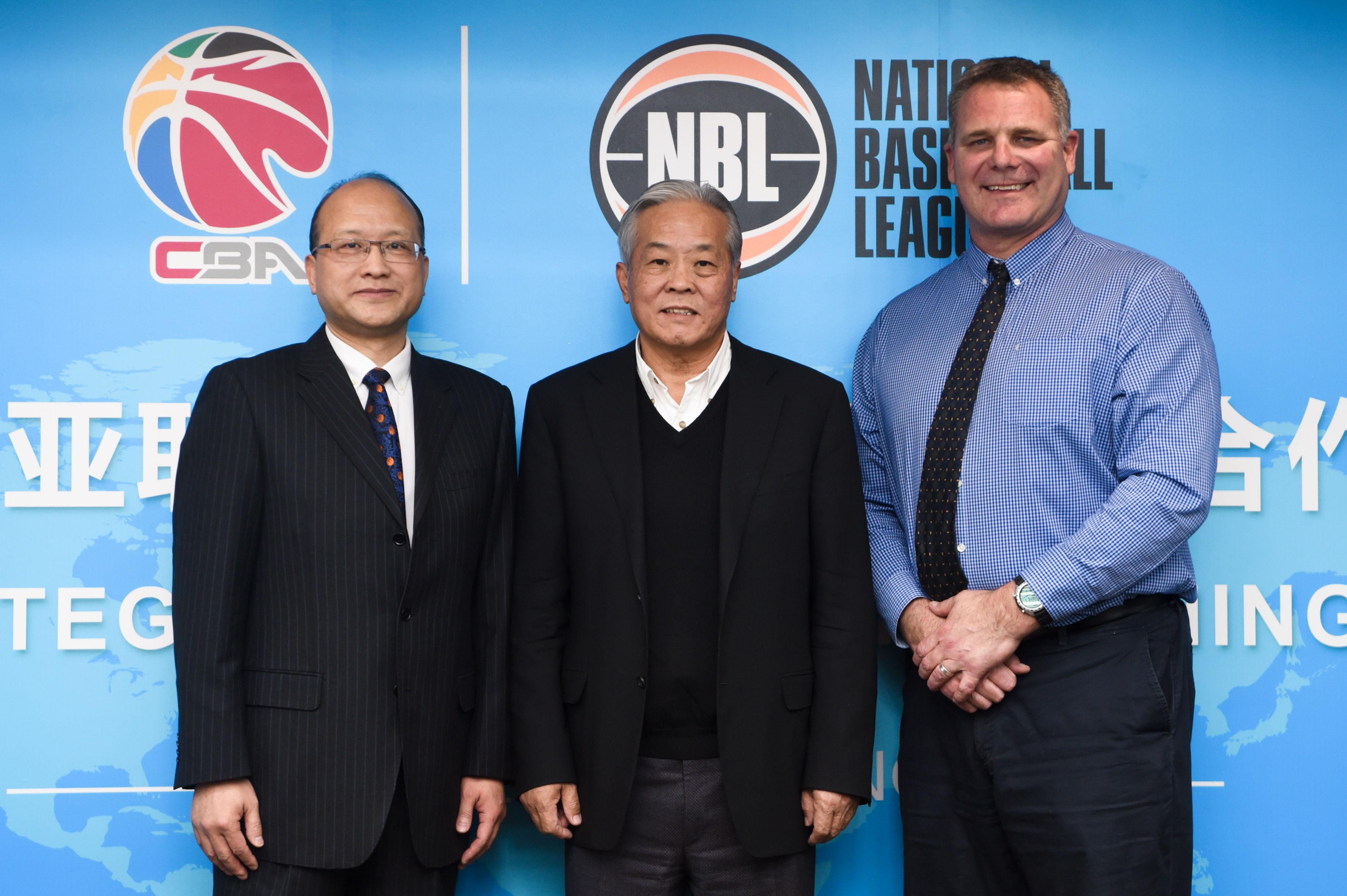 CBA联赛与澳大利亚职业篮球联赛达成战略合作
