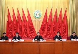 汪洋出席中国农学会成立百年活动