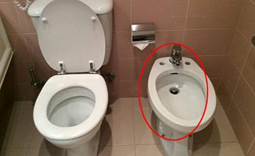 国外厕所为什么有两个马桶?原来是为了干这羞事