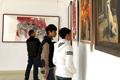 赣南客家题材美术创作工程项目作品在赣州展出