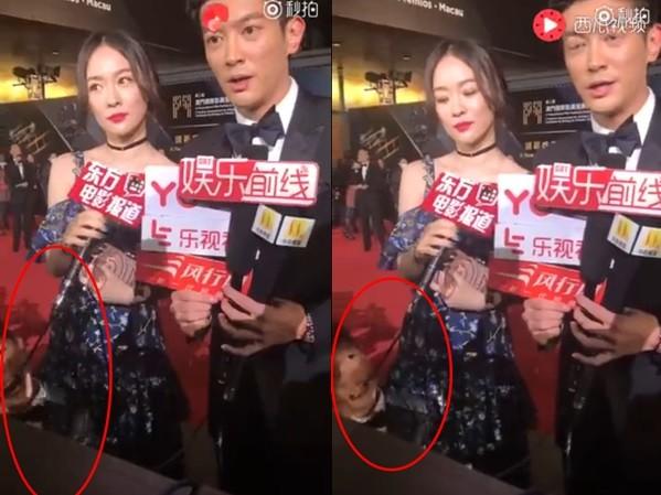 爸爸杜江采访太无聊?嗯哼做出这个动作引网友笑翻