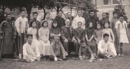 耶鲁大学神学院珍藏南京大屠杀旧照
